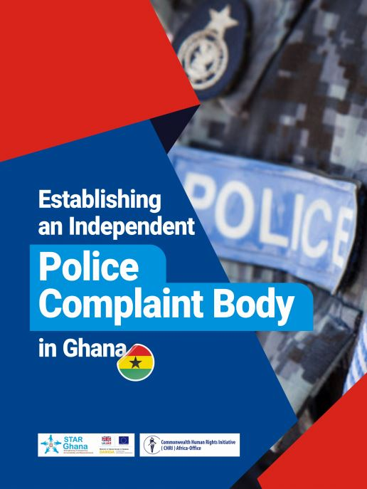 CHRI - Research Report -Independent Police Complaint Body