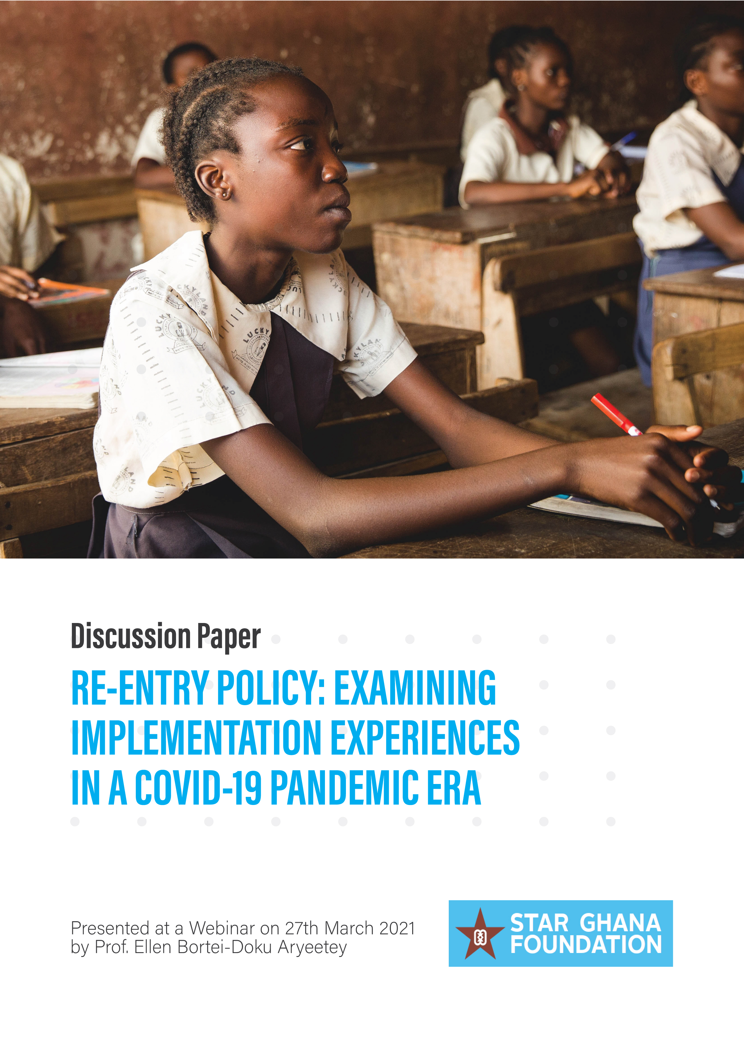 Re-entry Policy: Examining Implementation Experiences in a COVID-19 Pandemic Era