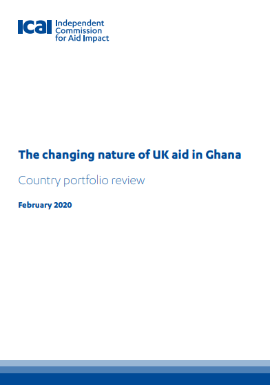 ICAI Review Report of STAR-Ghana