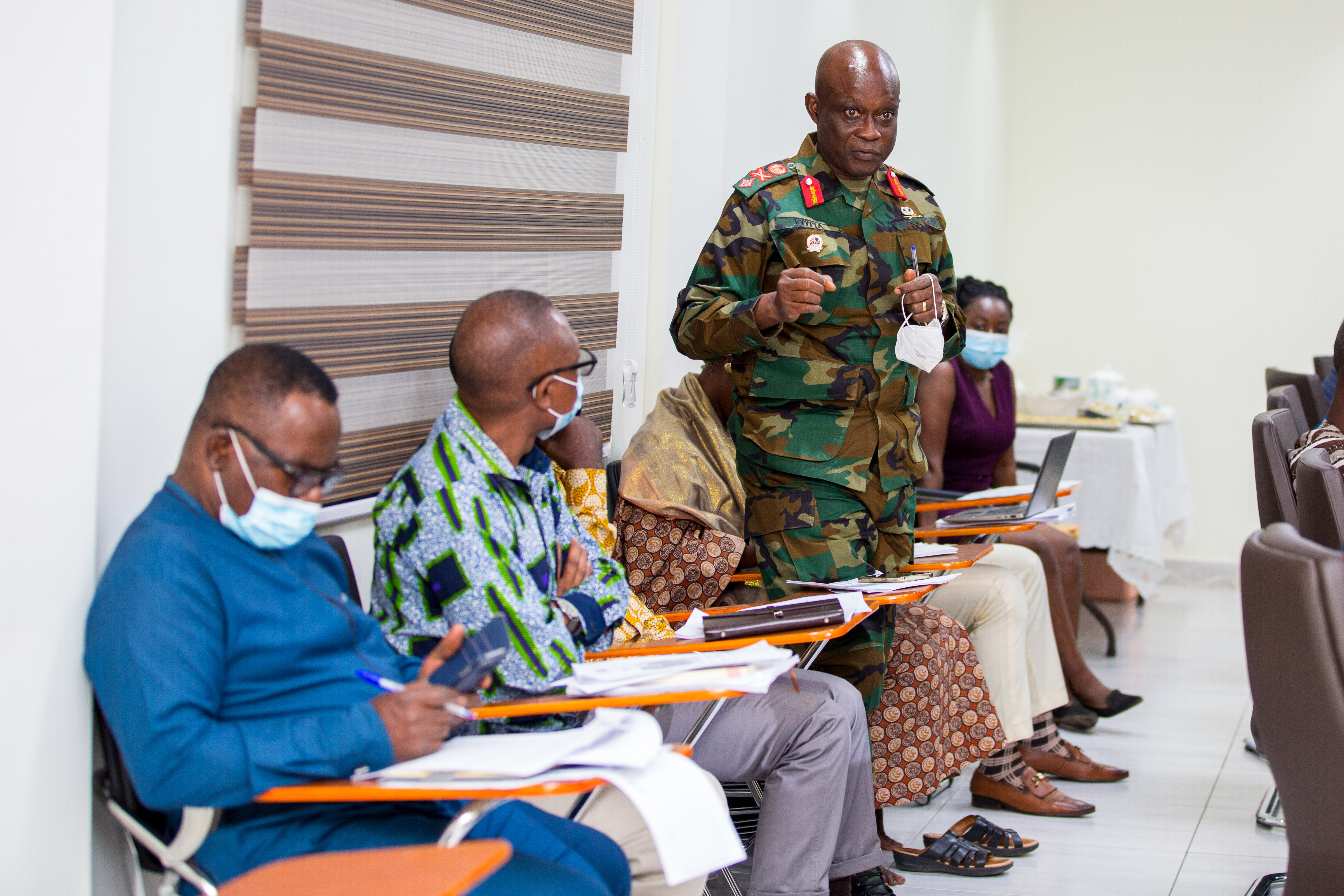 Roadmap for Sustainable Peace, Security and Development in Northern Ghana